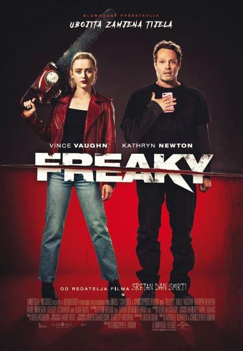 PLAKAT: Freaky