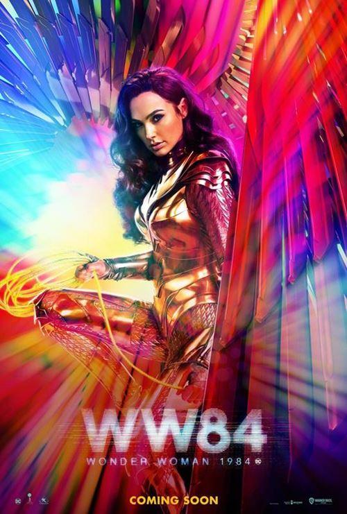 PLAKAT: Wonder Woman 1984