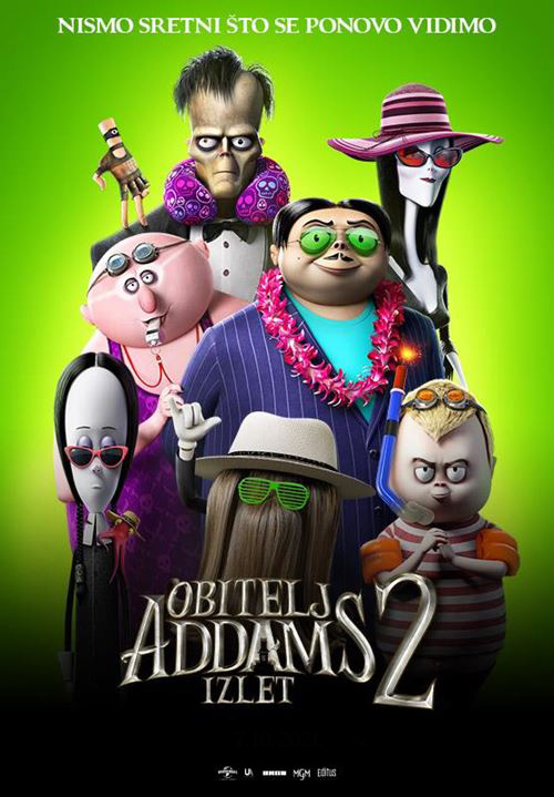 FILM: Obitelj Addams 2